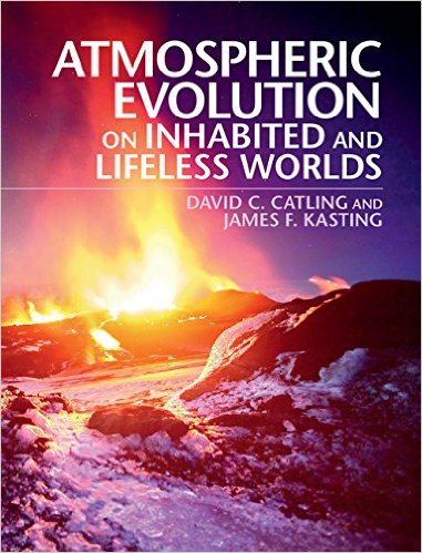 Atmospheric Evolution book cover