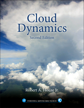 Cloud Dynamics (2nd Ed.) book cover