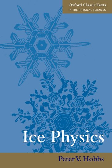 Ice Physics book cover