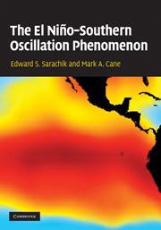 The El Niño-Southern Oscillation Phenomenon book cover