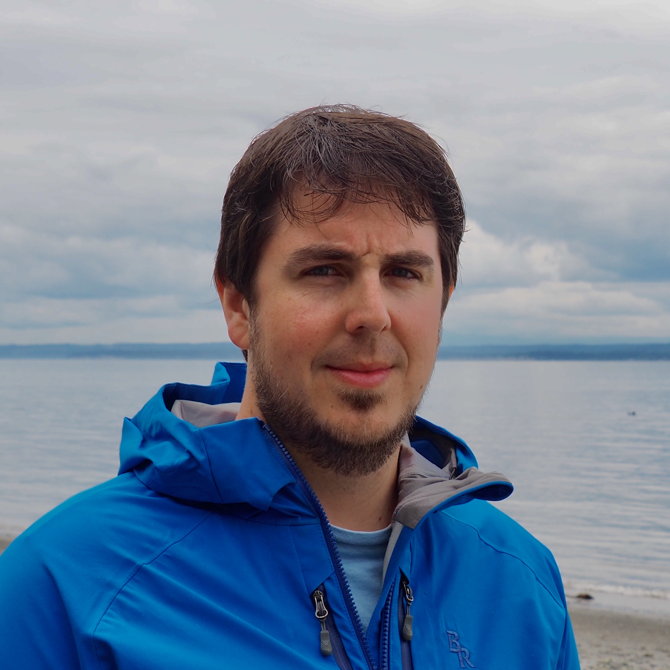 Andrew DeLaFrance headshot