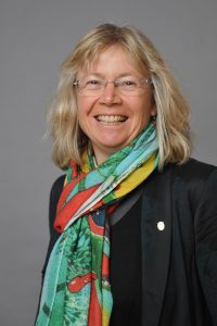 Professor Ulrike Lohmann