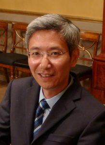 Professor Shang-Ping Xie