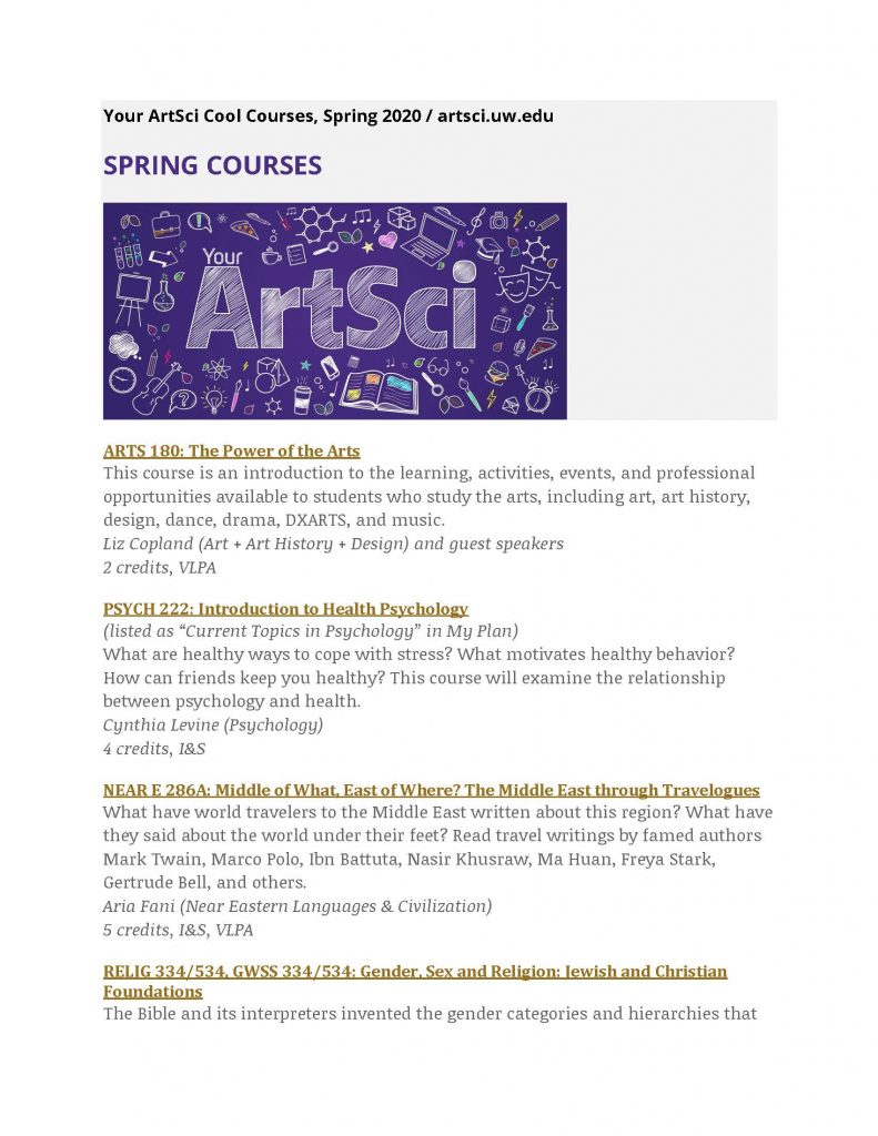 Spring Courses flyer page 6