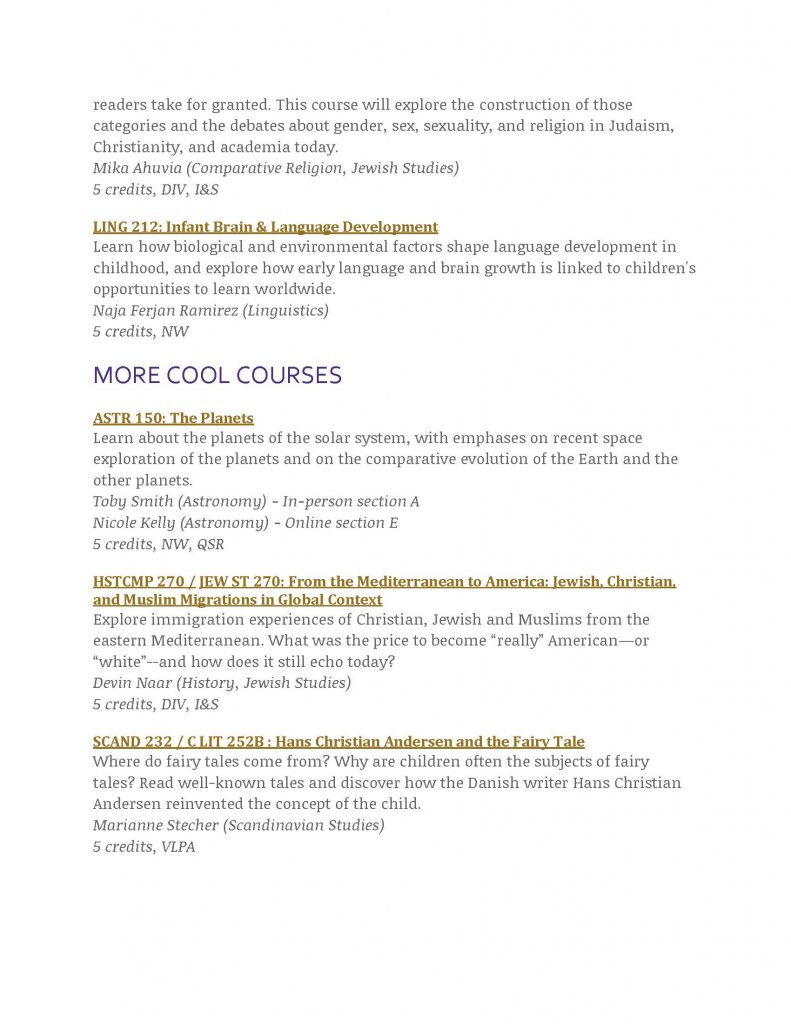 Spring Courses flyer page 7