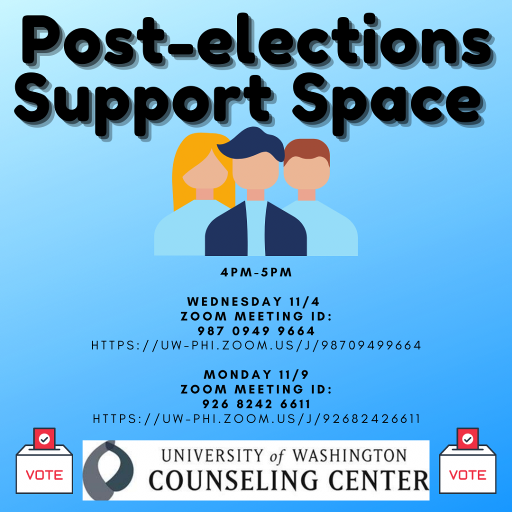 Post-elections Support Space image
