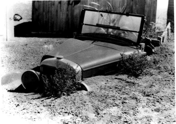 The Dustbowl of America in the 1930's